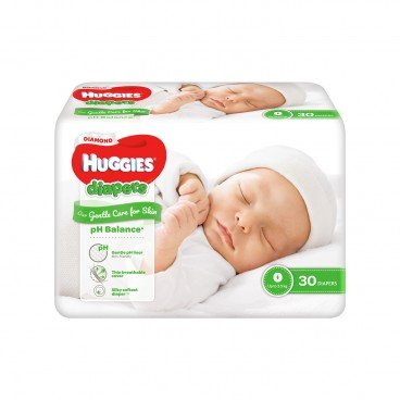 HUGGIES好奇 Diamond Diaper Jb 30'S