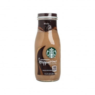 STARBUCKS - Frappucino Mocha - 281ML