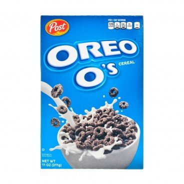 POST - Oreo Os Cereal - 311G