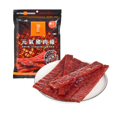 HUTONG - Pork Stick flame Honey Juice - 140G