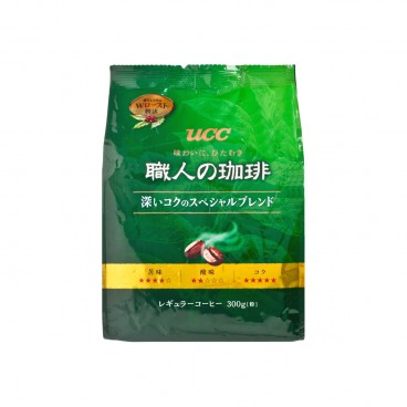 UCC Blended Micro Sugar Coffee 300G