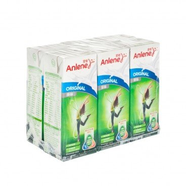 ANLENE Uht original Hclf 6X180ML