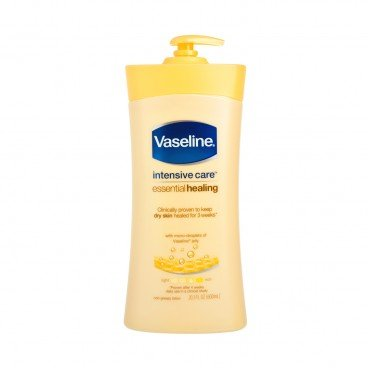 VASELINE Essential Healing Lotion 600ML