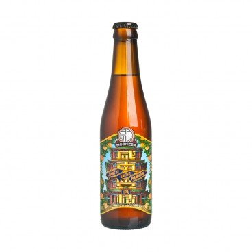 MOONZEN - Jiang Xi Salted Manderin Ipa - 330ML