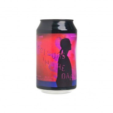 HEROES COLOURS IN THE DARK 330ML