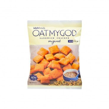 OATMYGOD - Crackers original - 40G