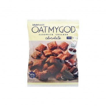 OATMYGOD Crackers chocolate 40G