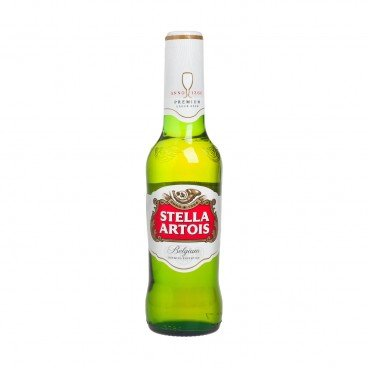 STELLA ARTOIS(PARALLEL IMPORT) - Imported Premium Beer - 330ML