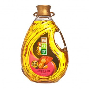 LION & GLOBE Extra Virgin Peanut Oil 5L