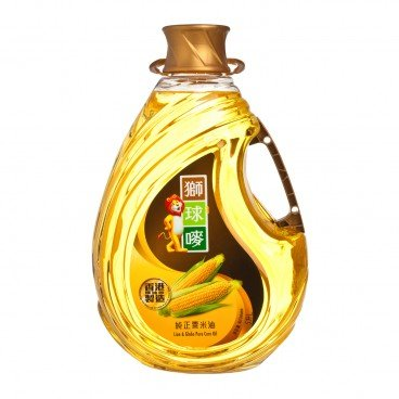 LION & GLOBE - Pure Corn Oil - 5L