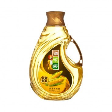 LION & GLOBE - Pure Corn Oil - 2L
