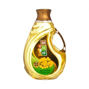LION & GLOBE - Pure Canola Oil - 2L