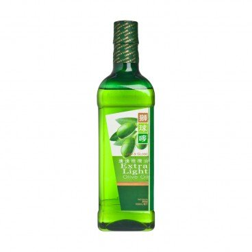 LION & GLOBE - Extra Light Olive Oil - 1L