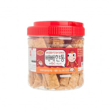 MURGERBON Dried Fish Snack Spicy 120G