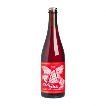 YOUNG MASTER Days Of Being Wild Raspberry  750ML