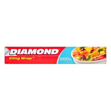 DIAMOND Cling Wrap 200FT