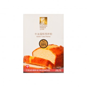 GOLDEN STATUE Butter Flavored Cake Premix 250G