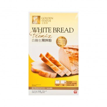 GOLDEN STATUE White Bread Premix 500G