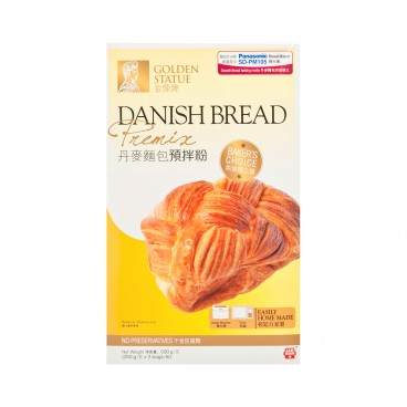 GOLDEN STATUE Danish Bread Premix 500G