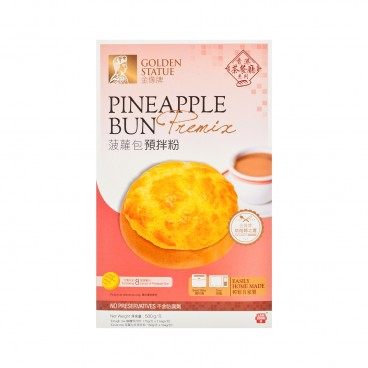 GOLDEN STATUE Pineapple Bun Premix 500G