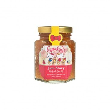 JAM STORY Apple Lemon Cinnamon Jam 100G