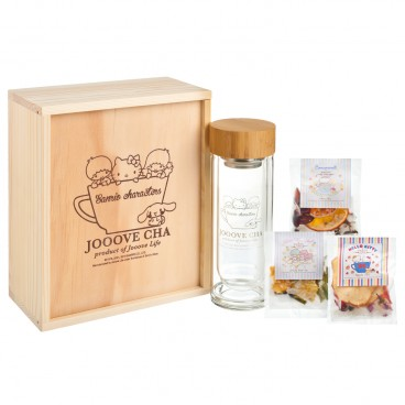 JAM STORY Gift Set fruit Tea Bottle SET