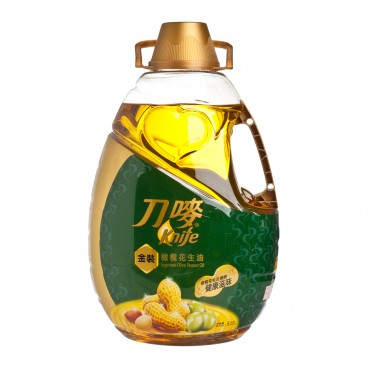 KNIFE - Supreme Olive Peanut Oil - 5L