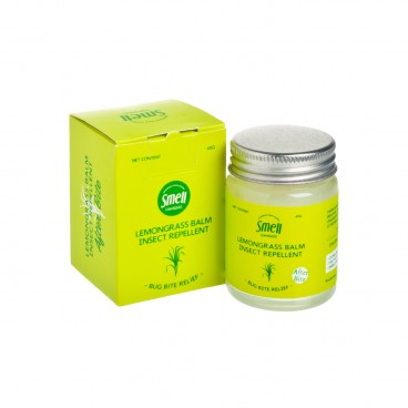 SMELL LEMONGRASS Lemongrass Balm Insect Repellent 40G