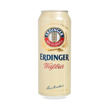 ERDINGER Weissbier King Can 500ML