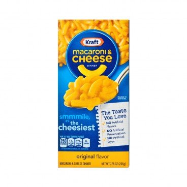KRAFT(PARALLEL IMPORT) - Macaroni Cheese Dinner - 7.25OZ