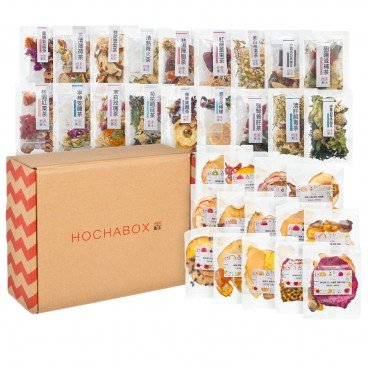 HO CHA - Gift Set experience Set Bbd 2 12 2019 - 32'S