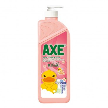 AXE - Skin Moisturising Dishwashing Detergent With Grapefruit Pump - 1.3KG