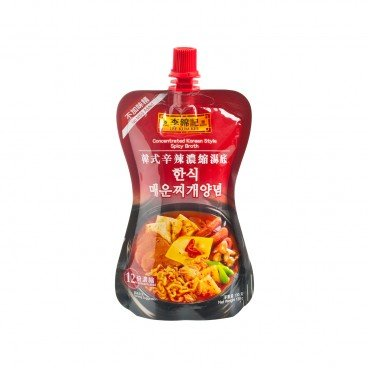LEE KUM KEE Korean Style Spicy Broth 130G