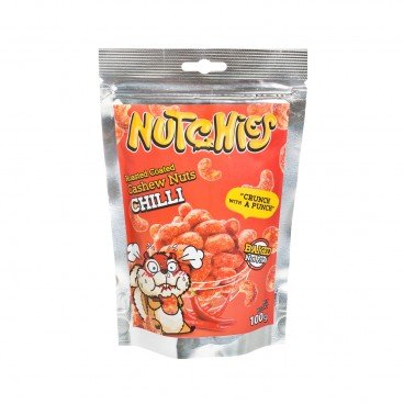 NUTCHIES Cashews Chilli 100G