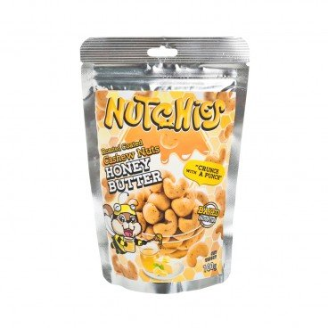 NUTCHIES Cashews honey Butter 100G
