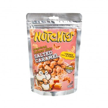 NUTCHIES Cashews salted Caramel 100G