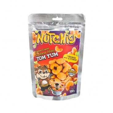 NUTCHIES Cashews tom Yum 100G