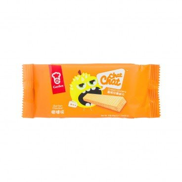 GARDEN Chat Chat wafer durian 50G