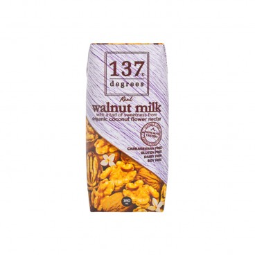 137 DEGREES Walnut Milk original 180ML