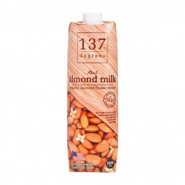 137 DEGREES - Almond Milk original - 1L