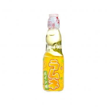 HATA - Pineapple Flavored Ramune - 200ML