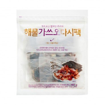 GAGASTORE - ICOOP KOREA Seafood Anchovy Soup Pack 16GX10