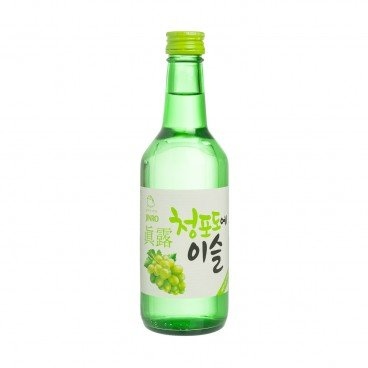 JINRO - Soju Green Grape - 360ML