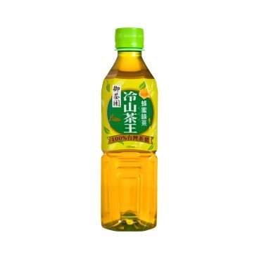 ROYAL TEA GARDEN - Premium Oolong Tea honey Green Tea - 500ML
