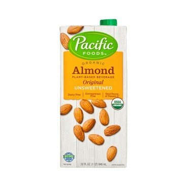 PACIFIC - Almond Milk unsweetebed - 946ML