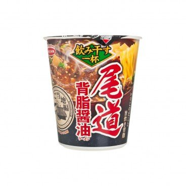 ACECOOK Cup Noodle onomiti Back Fat Soy Sauce 69G