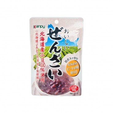 KANPY Red Bean Dessert 160G
