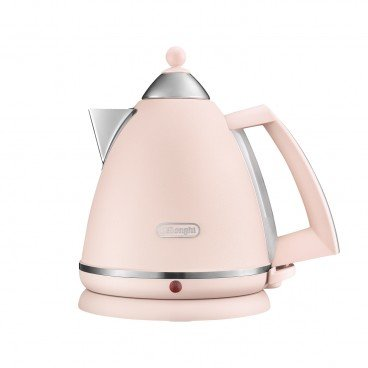 DE'LONGHI Argento Flora Series Water Kettle peony Rose PC