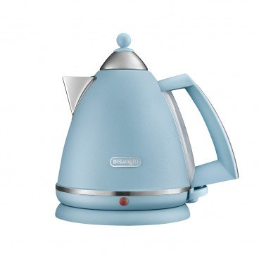 DE'LONGHI Argento Flora Series Water Kettle agave Blue PC