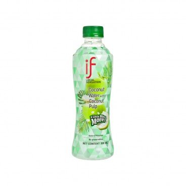iF - 100 Coconut Water With Coconut Pulp - 350ML